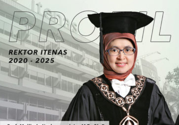 Inauguration of National Institute of Technology (Itenas) Rector for period 2020-2025