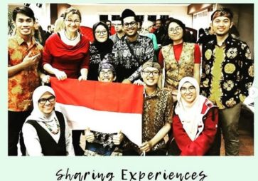 Sharing Experience Students Mobility