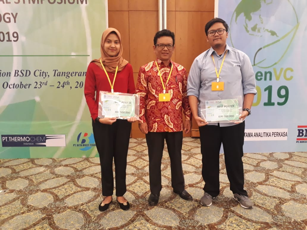 Partisipasi Itenas di Fourth International Symposium on Green Technology for Value Chains 2019