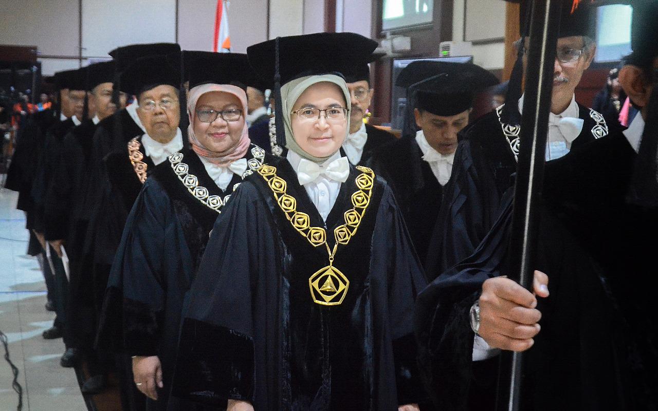 Wisuda Februari 2020 Institut Teknologi Nasional Bandung