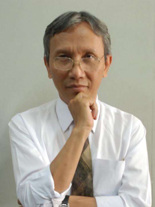 Drs. Agus Rahmat Mulyana, M.Ds.