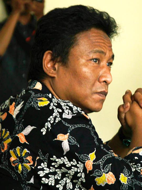 Aris Kurniawan, S.Sn., M.Sn.