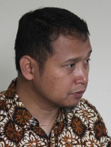 Dedy Ismail, S.Sn., M.Ds.