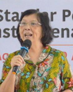 Silvia Sukirman, Ir.