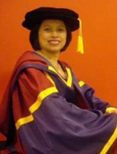 Ir. Maya Ramadianti Musadi, M.T., Ph.D.