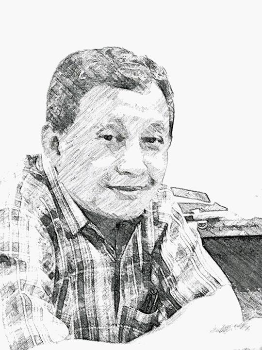 Ir. Udjianto Pawitro, M.SP.