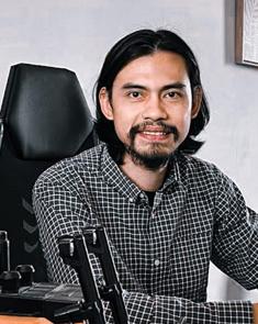 Faisal Gerardo, S.T., M.T.