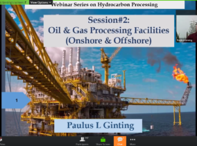 Webinar Series #2 Teknik Kimia-RnG: Oil and Gas Processing Facilities (Onshore and Offshore)