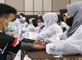 Panggilan Kemanusiaan, Alasan Tendik dan Mahasiswa Itenas Bandung Turut Bantu Pelaksanaan Vaksinasi Massal