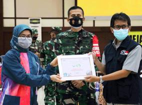 Kontribusi Itenas Bandung Kepada Negara Indonesia, 29.596 WNI Telah Divaksinasi Dosis Kedua